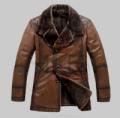 Padded Fur Hood Winter Jacket
