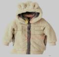 Baby Wool Hood Jacket