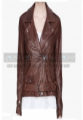 Ladies Fashion Leather Jackets