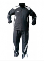 CW-23 Polyester Black Tracksuit fo