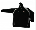 CW-185 Black Fleece Hoodie for Men
