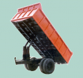 Farm Trailer.Agricultural And Farming Implements