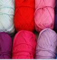 Colored Cotton Spool