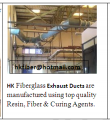 FRP Air/ Exhaust Ducts