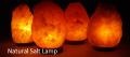 Rock Salt made Lamps