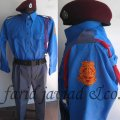 Security guards uniforms