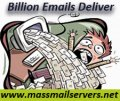 Mass mailer with built-in SMTP server. Send newsletter and massage