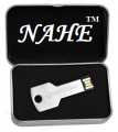 Metal Key Shape USB