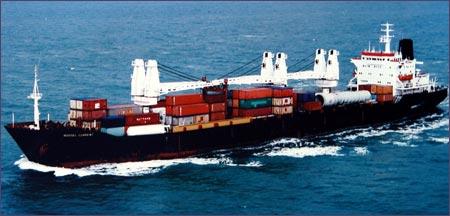 Order NVOCC / Freight Forwarding