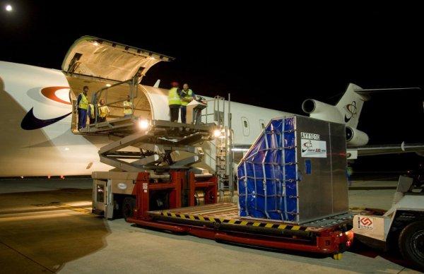 Order Air & Logistics Services