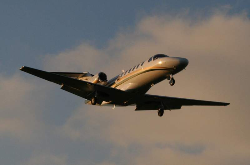 Order Executive Aircraft charter