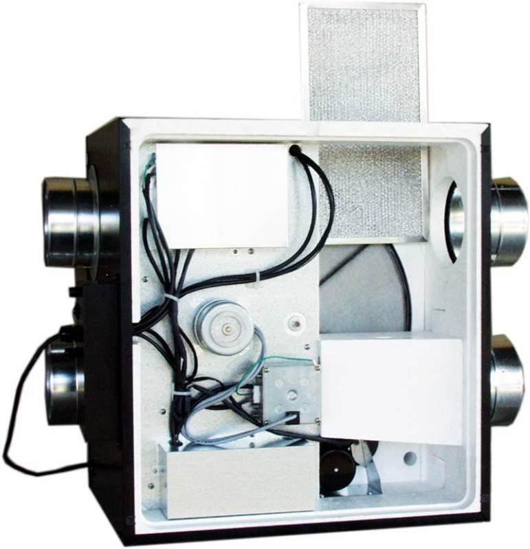Order Design Of Air Filtration system