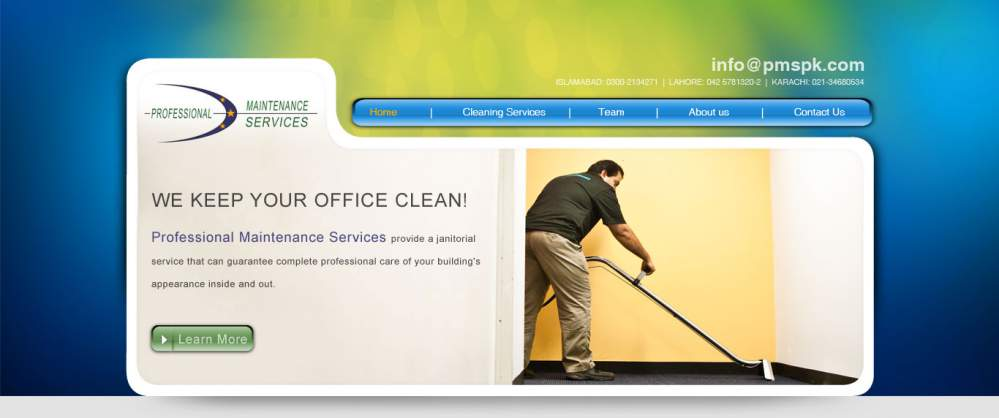 Order Janitorial Services, Cleaning Services