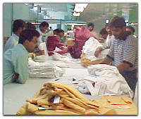 Order Fabrics inspection