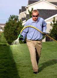 Order Lawn spray