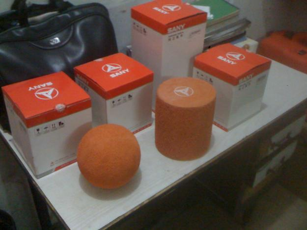 Order Concrete Stationary Pump Cleaning Balls