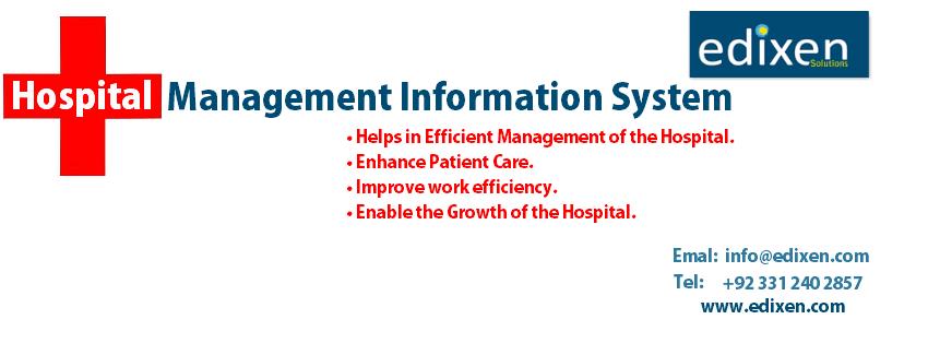 Order Hospital Management Information System