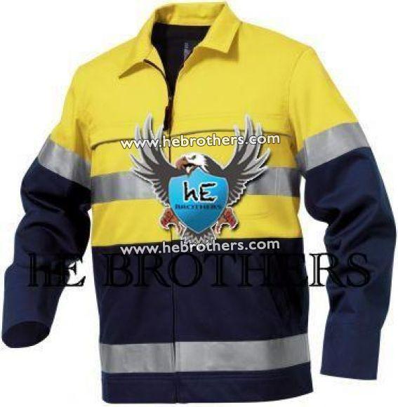 Order Working Jacket