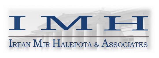 Order Irfan Mir Halepota & Associates