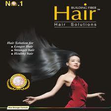 Order Hair building fiber