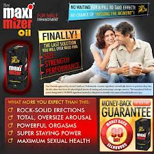 Order Maximizer oil