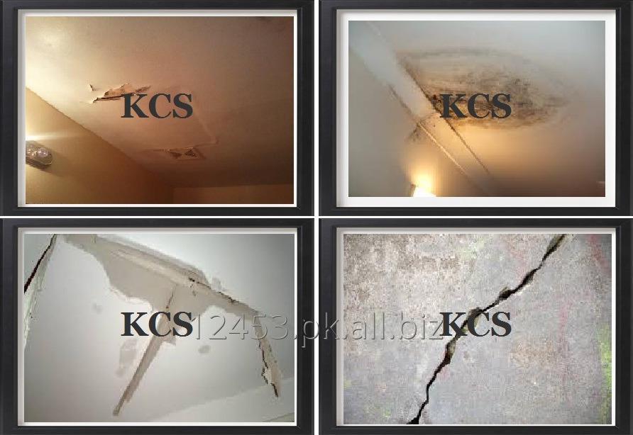 Order Damage Bathroom Leakage Seepage Treatment