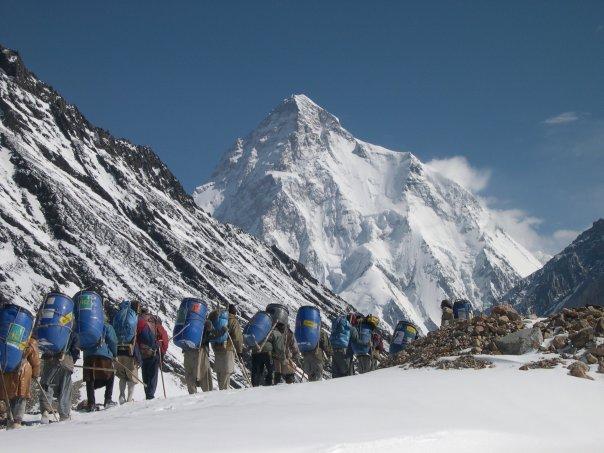 Order K2 Base Camp Trek