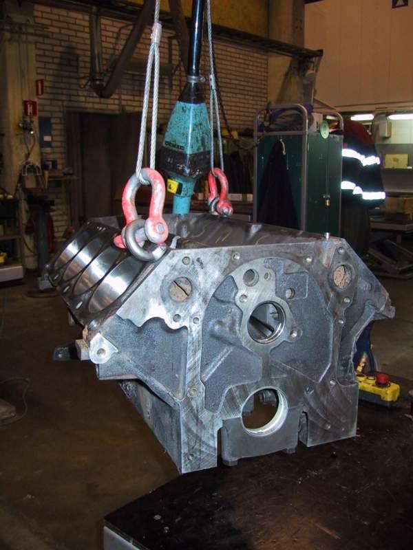 Order Overhauling / We save your generators.