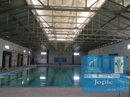 Order Residential and Commercial Swimming Pool