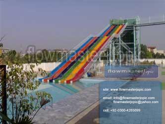 Order Commercial Water Slides