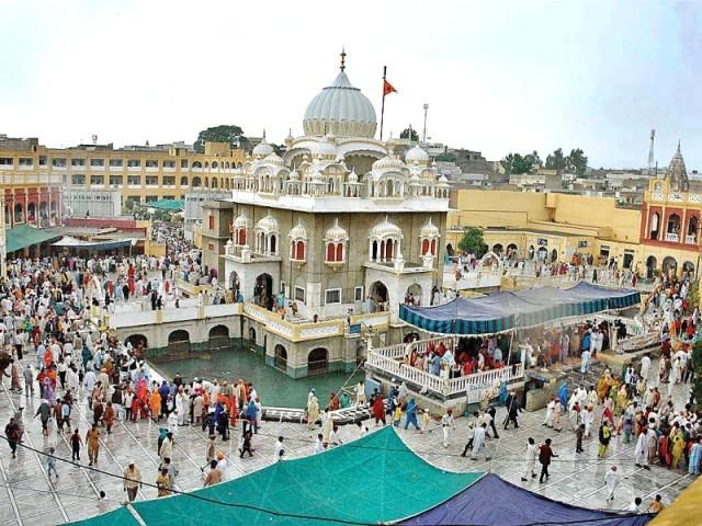Order Tour of sikh pilgrimage at Nankana & Punja Sahib