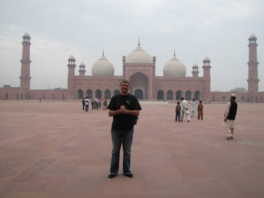 Order Pakistan muslim architecture tour, mughu treasure tour & British Colonial Building Tour