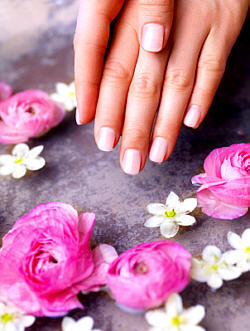 Order MANICURE AND PEDICURE SERVICES