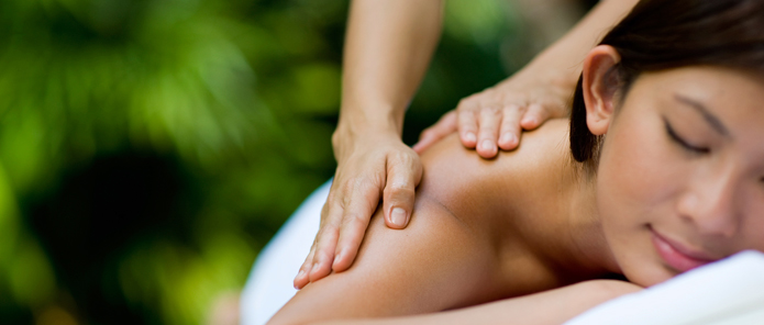 Order Body massage spa services