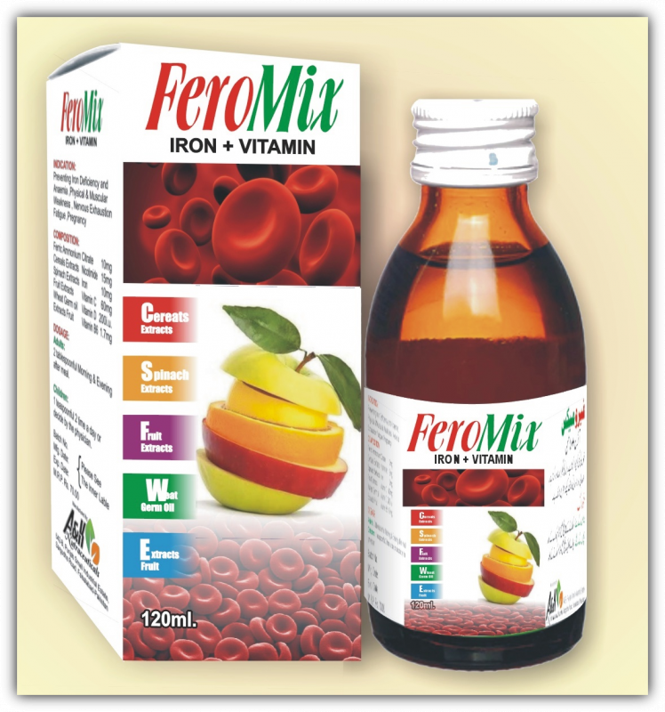 Order Feromix Syrup