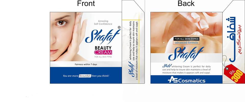 Order Shafaf Beauty Cream