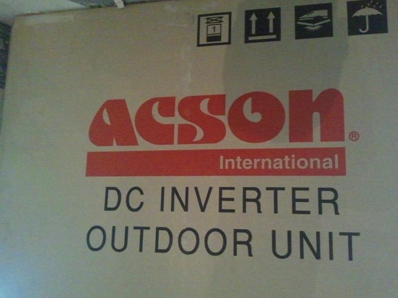 Order Acson Inverter