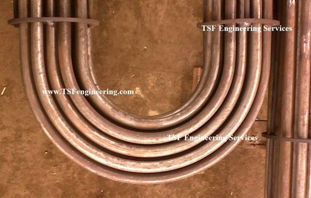 Order Repair Retubing of Heat Exchangers