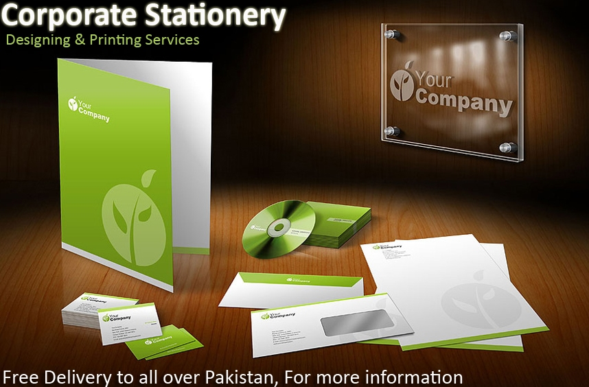 Order Corporate Stationary printing