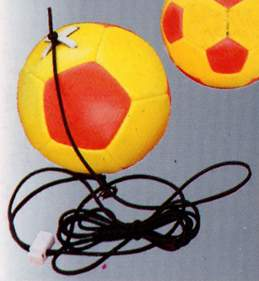 Order Mini balls for kids with Cord/String