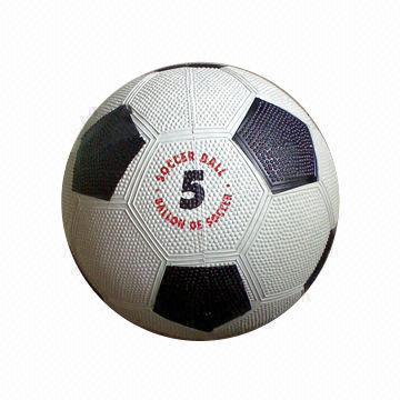 Order Rubber SoccerBall