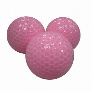 Order Golf Balls, 80% Elasticity, Suitable for Promotional Gifts