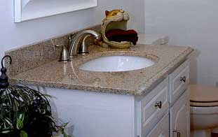 Order Kitchen Top Processing, Delivery & Installation: Complete Work