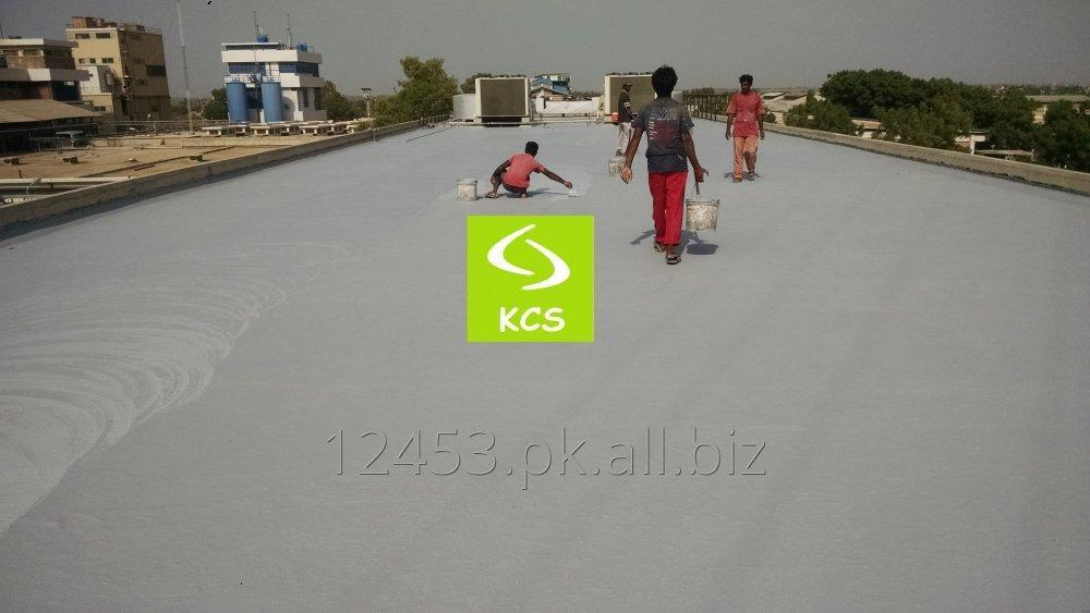 Order Roof Waterproofing Leakage Seepage Treatment Karachi
