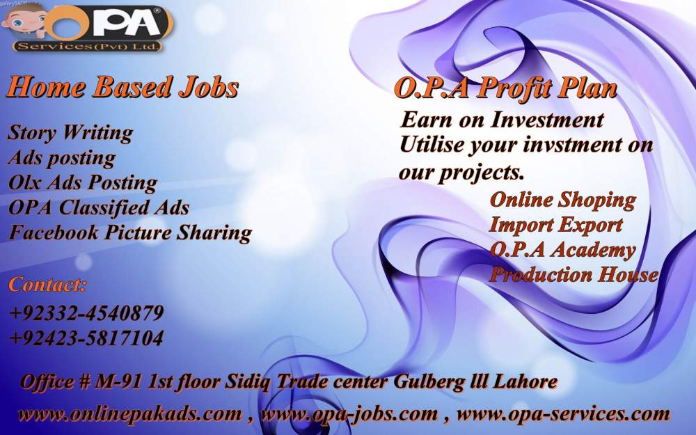 Order Opportunity For All