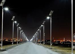 Order Street light
