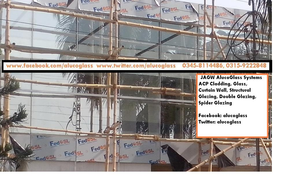 Order Curtain Wall Specialist Contractors in Pakistan