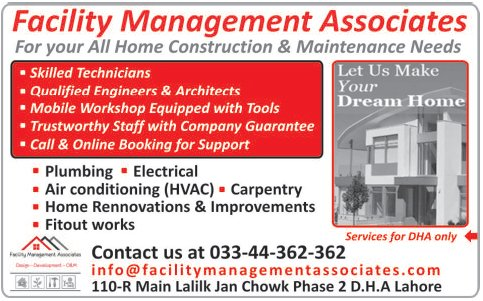 Order Maintenance & Repair Services