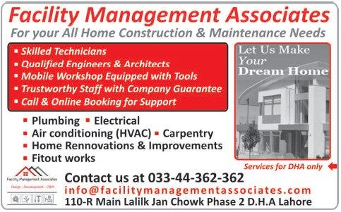 Order Maintenance & Repair Services