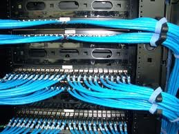 Order All IT Works Data Networking, LAN Cabling, installation of Patch panel - Services